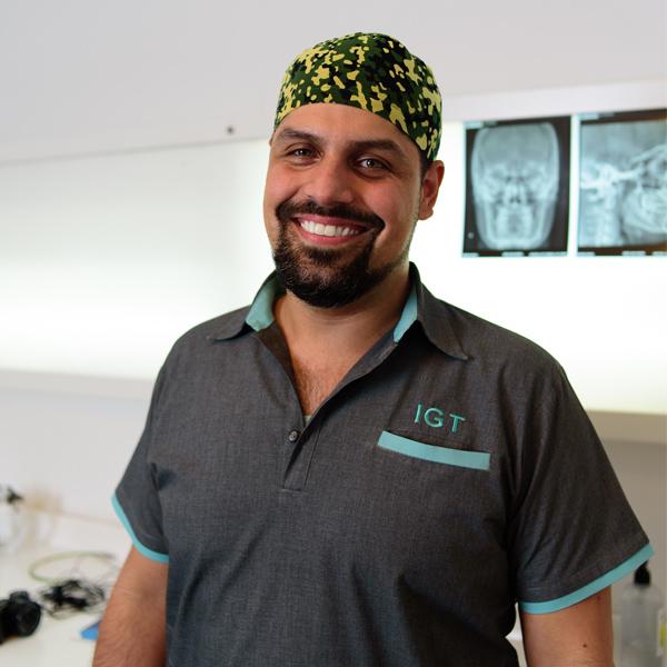 Dr. Frank Giovanni Sulbarán Acevedo