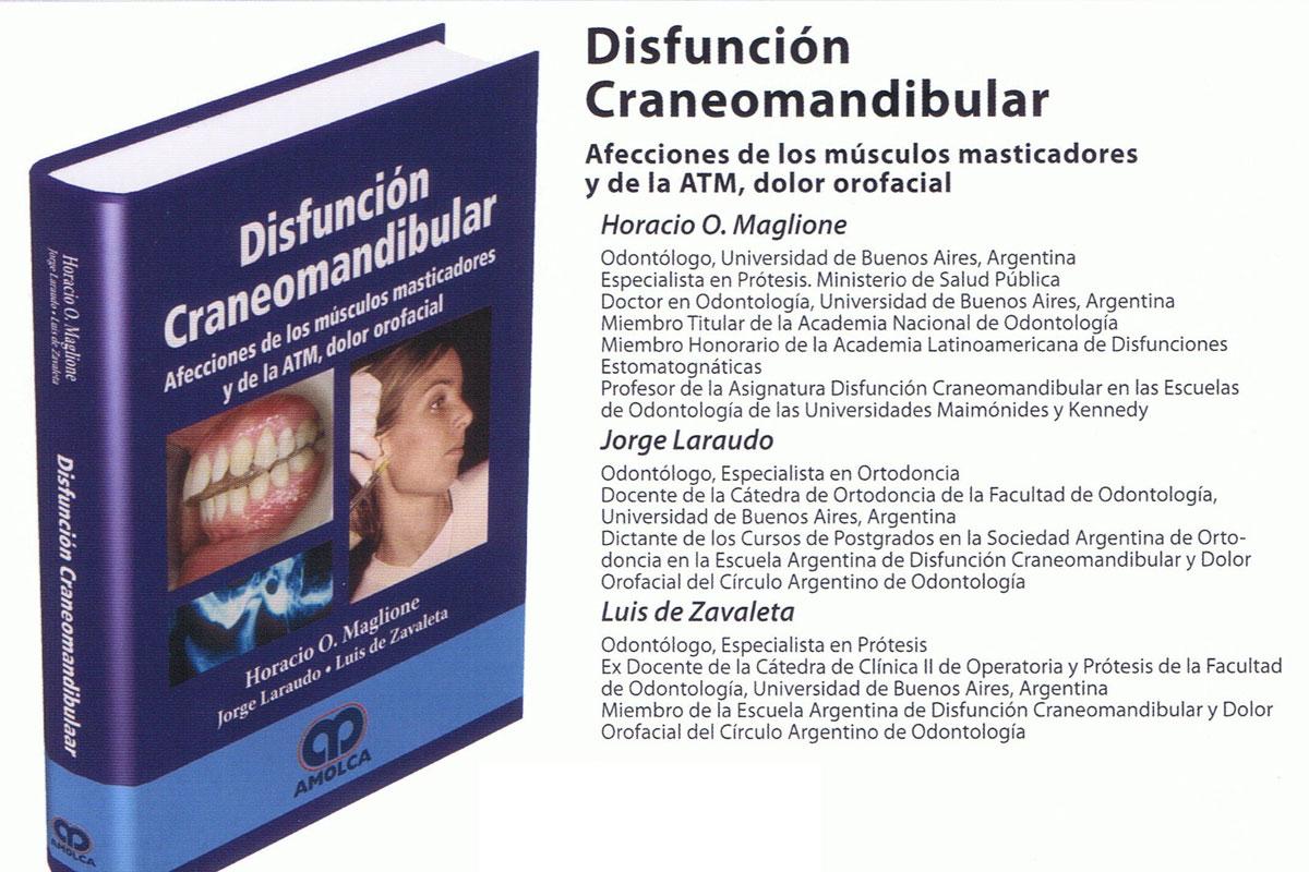 DISFUNCION CRANEO MANDIBULAR ATM