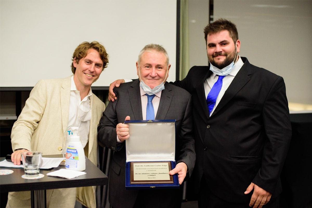 Homenaje al dr Guillermo Trigo 2
